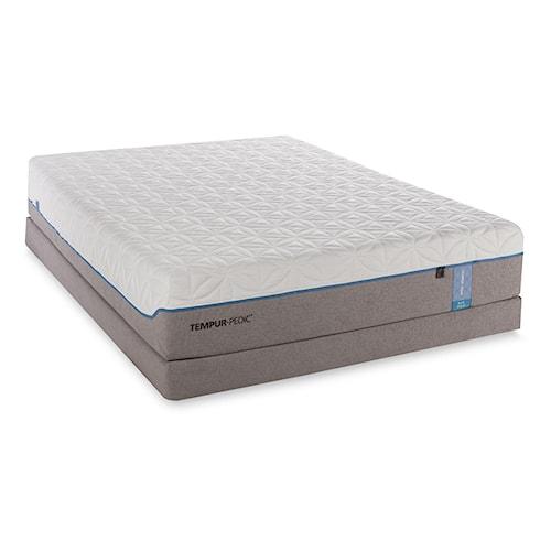 Tempur-Pedic® TEMPUR-Cloud Elite King Extra-Soft Mattress and Foundation