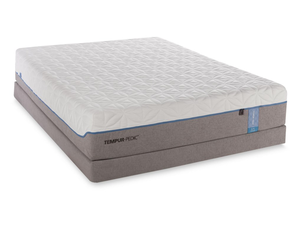Tempur-Pedic® TEMPUR-Cloud EliteQueen Extra-Soft Mattress Set
