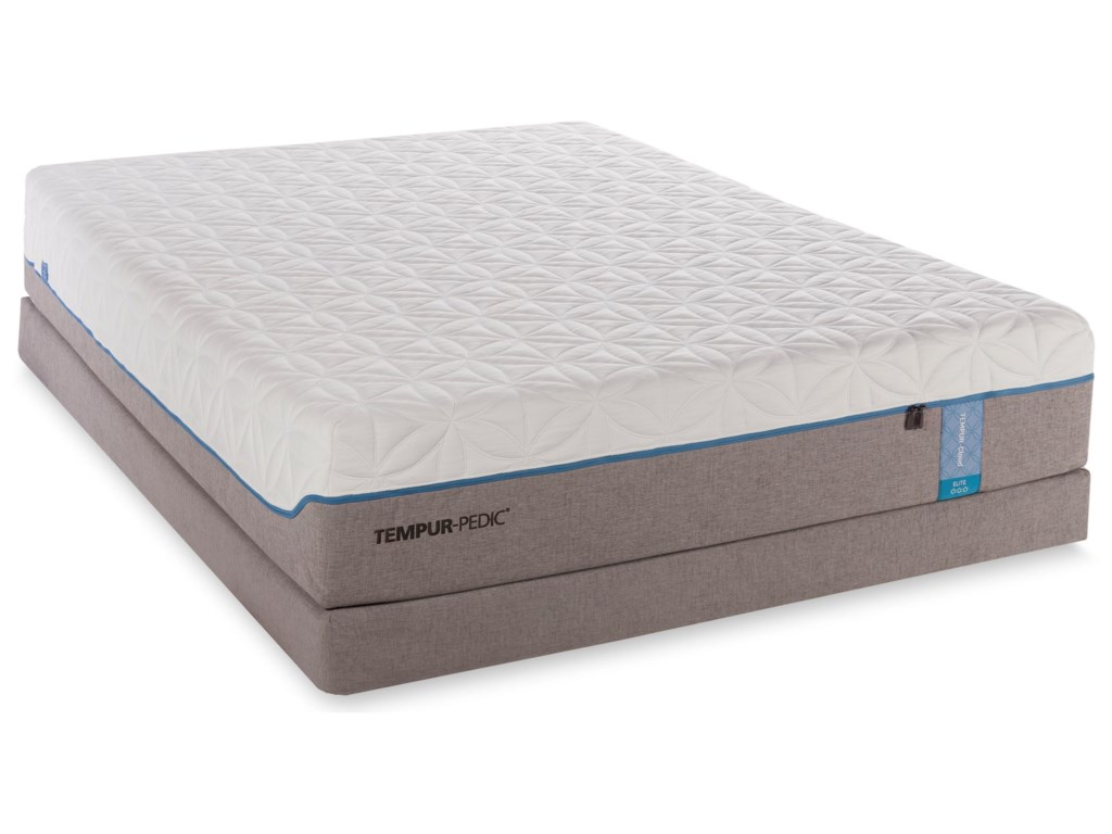 Tempur-Pedic® Cal King Extra-Soft Mattress Set