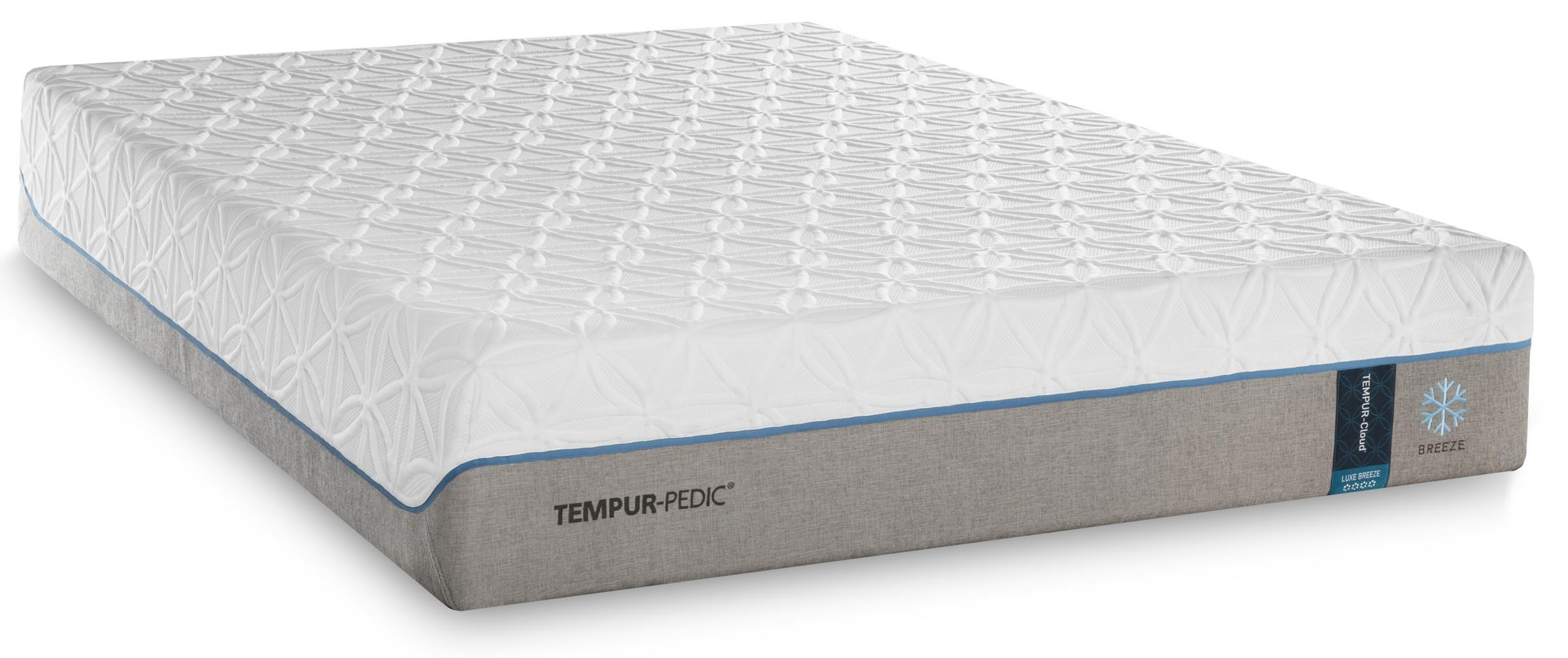 tempur pedic store. Tempur-Pedic® TEMPUR-Cloud Luxe Breeze 2Split King Ultra-Soft Mattress Set Tempur Pedic Store