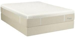 Mattress Shown with Optional Base; Image Shown May Not Represent Size Indicated