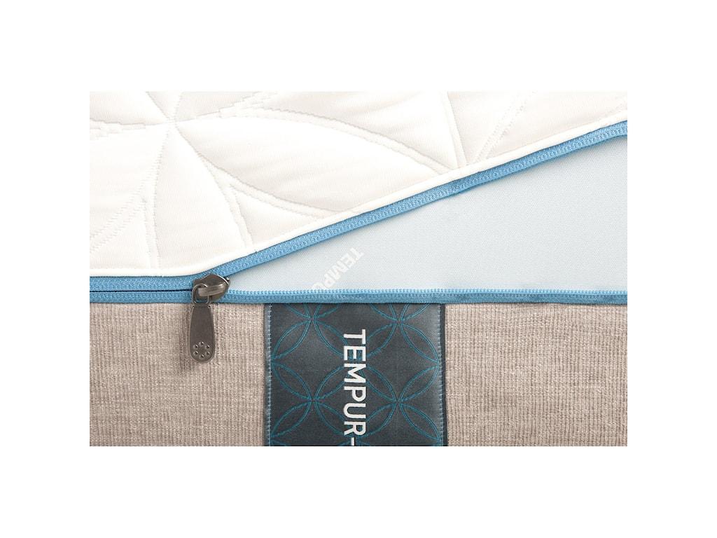 Tempur-Pedic® TEMPUR-Cloud LuxeKing Ultra-Soft Mattress Set