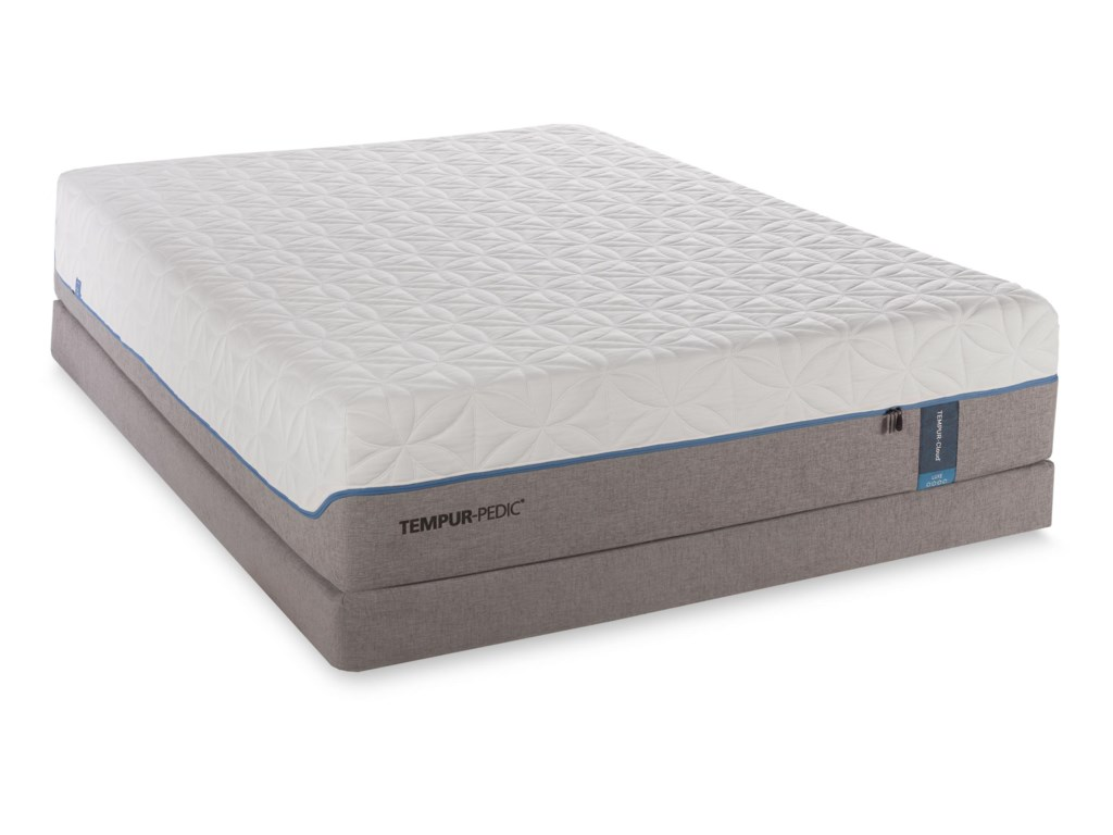 Tempur-Pedic® TEMPUR-Cloud LuxeKing Ultra-Soft Mattress Set