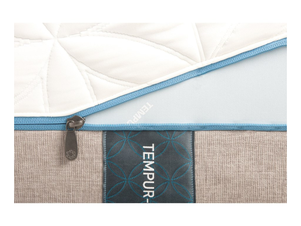Tempur-Pedic® Cal King Ultra-Soft Mattress Set