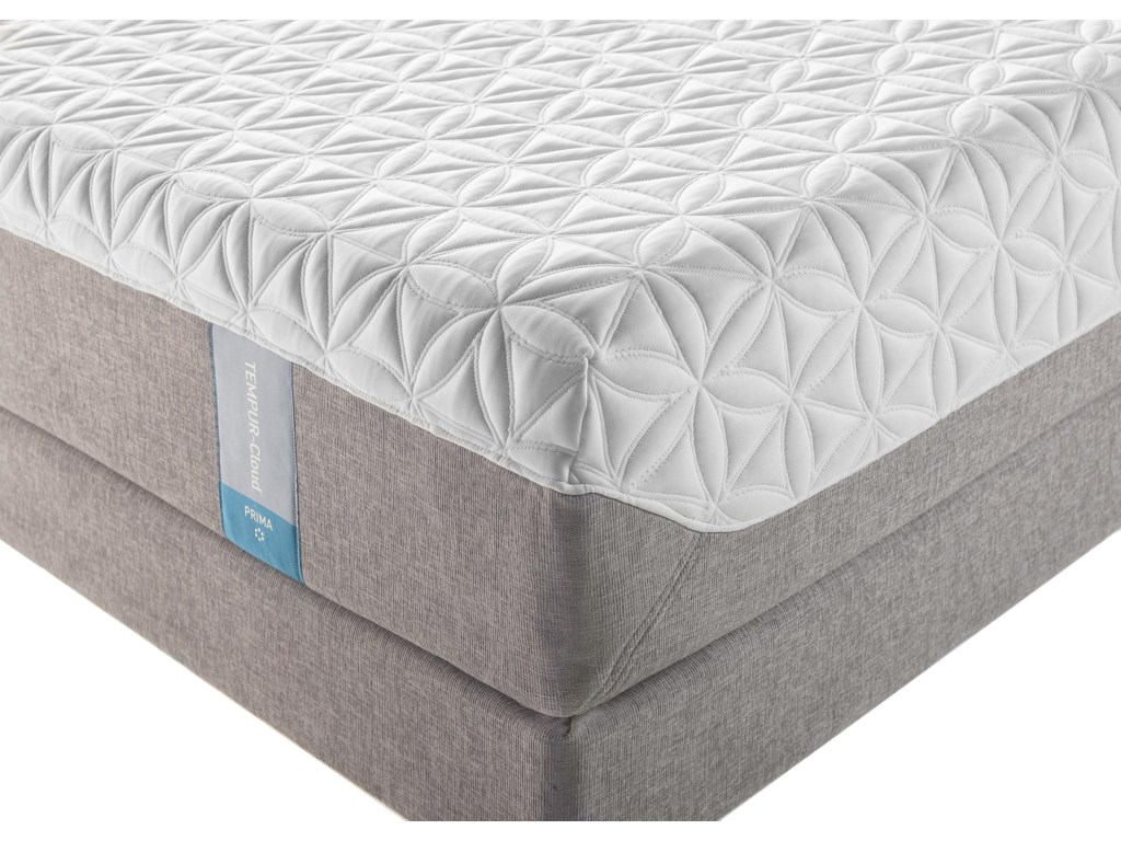 Tempur-Pedic® TEMPUR-Cloud PrimaFull Medium-Soft Mattress Set