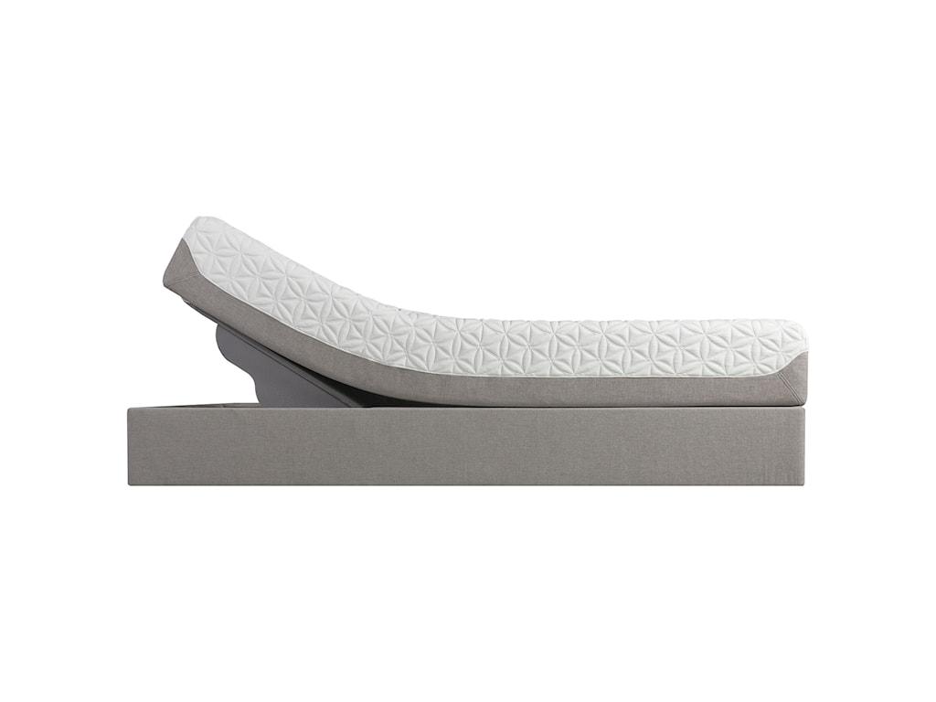 Tempur-Pedic® Twin XL Medium-Soft Mattress Adj Set
