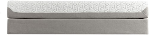 Tempur-Pedic® TEMPUR-Cloud Prima Twin Medium-Soft Mattress and Foundation