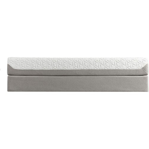 Tempur-Pedic® TEMPUR-Cloud Prima Full Medium-Soft Mattress and Foundation