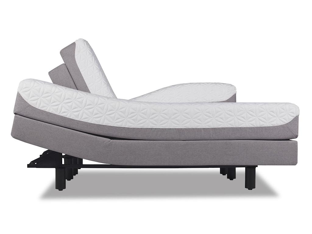 Tempur-Pedic® TEMPUR-Cloud PrimaCal King Medium-Soft Mattress Set