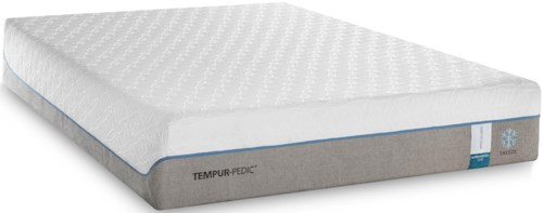 Tempur-Pedic® TEMPUR-Cloud Supreme Breeze 2 Cloud Supreme Breeze Twin Extra Long Soft Mattress