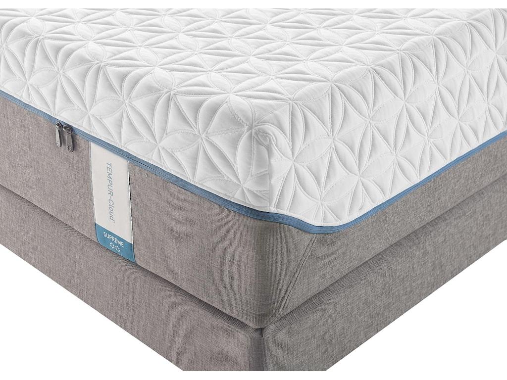 Tempur-Pedic® Queen Soft Mattress Set