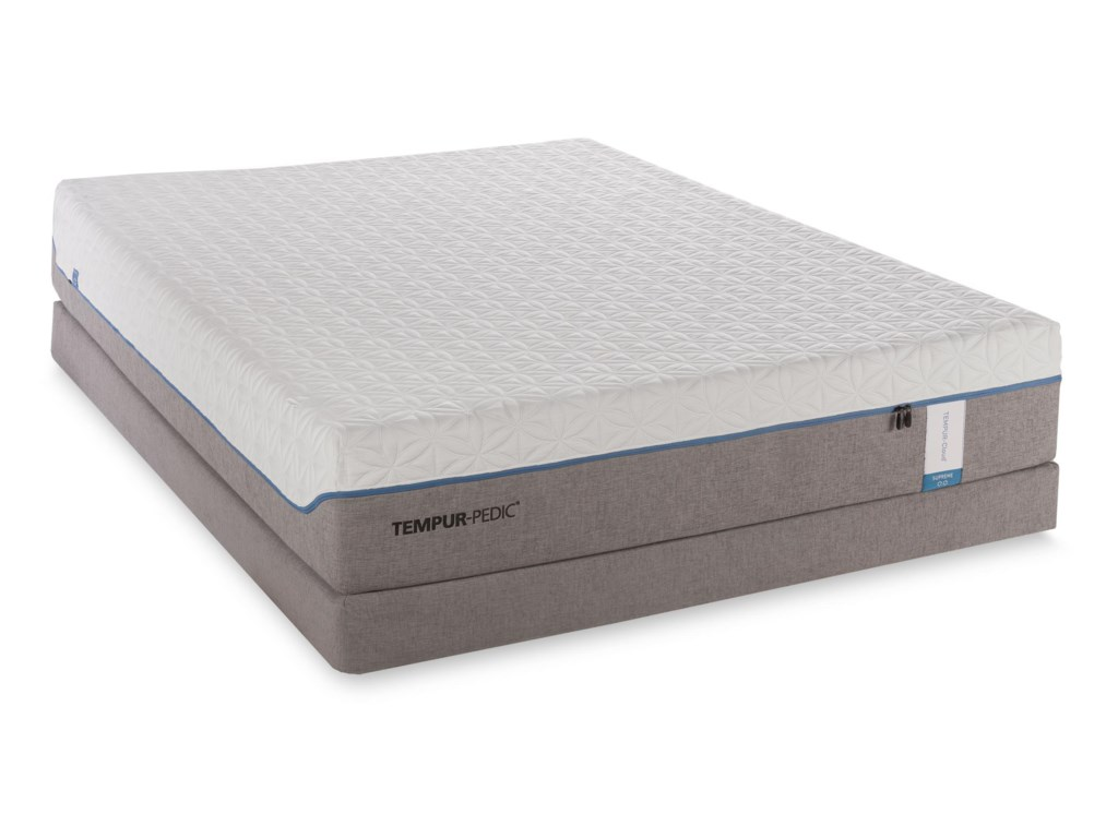 Tempur-Pedic® TEMPUR-Cloud SupremeFull Soft Mattress Set