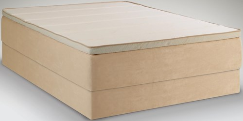 Tempur-Pedic® TEMPUR-Contour Allura Twin Extra Long Medium Mattress and High Profile Foundation