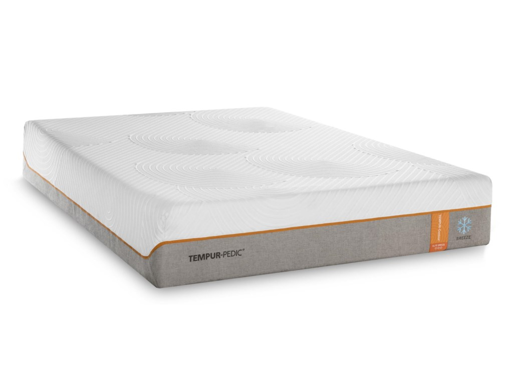 Tempur-Pedic® TEMPUR-Contour Elite BreezeSplit King Medium-Firm Mattress