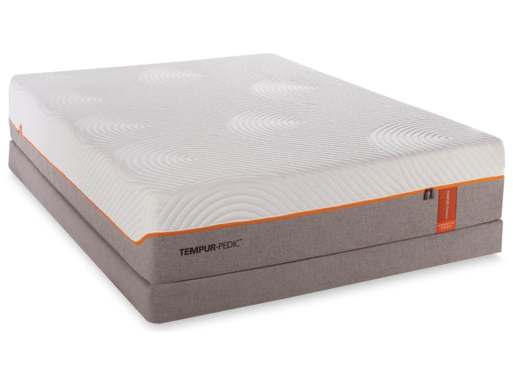 Tempur-Pedic® TEMPUR-Contour Rhapsody LuxeKing Medium-Firm Mattress Set