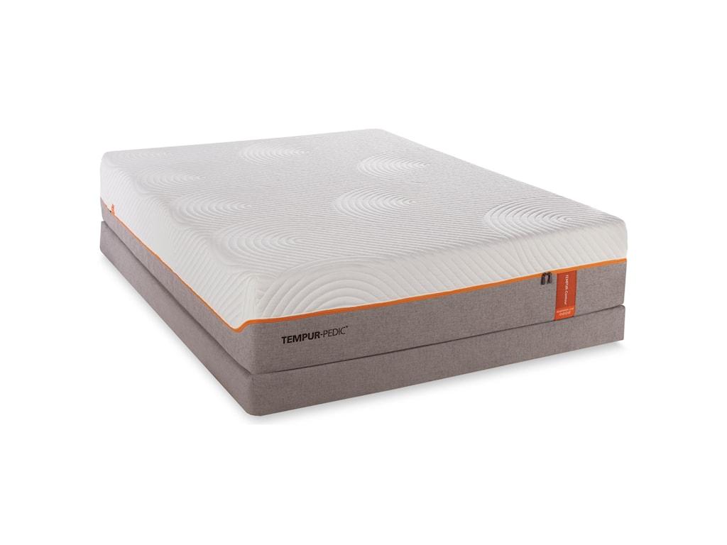 Tempur-Pedic® CKing Medium Firm Mattress Set