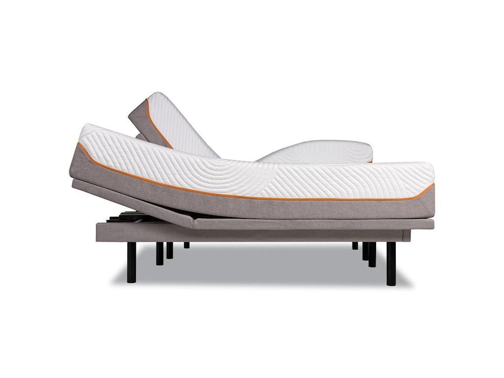 Tempur-Pedic® TEMPUR-Contour SupremeFull Firm Mattress Set