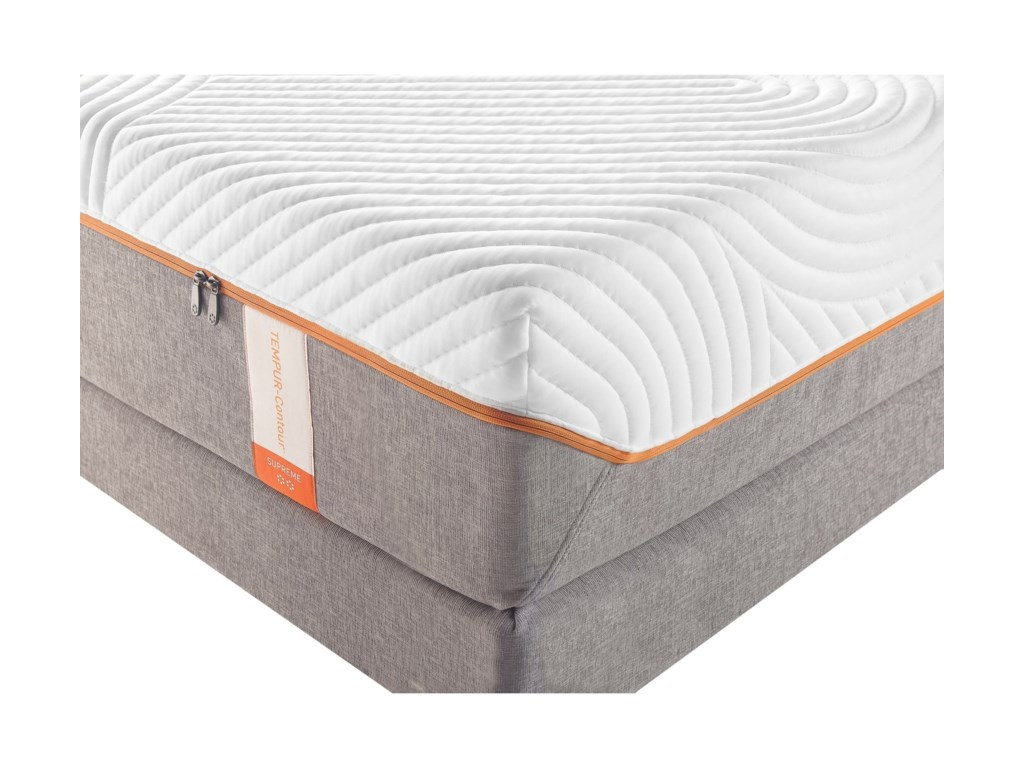 Tempur-Pedic® TEMPUR-Contour SupremeCal King Firm Mattress Set