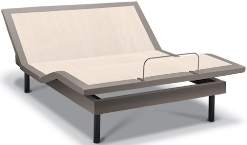 Tempur-Pedic® TEMPUR-Ergo Plus Adjustable Foundation TEMPUR-Ergo™ Plus Queen Adjustable Foundation