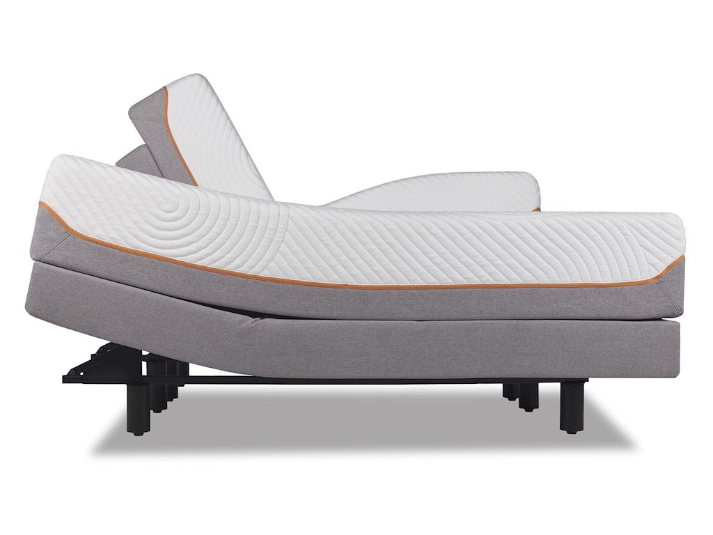 Tempur-Pedic® TEMPUR-Ergo™ Premier Adjustable Base - Twin