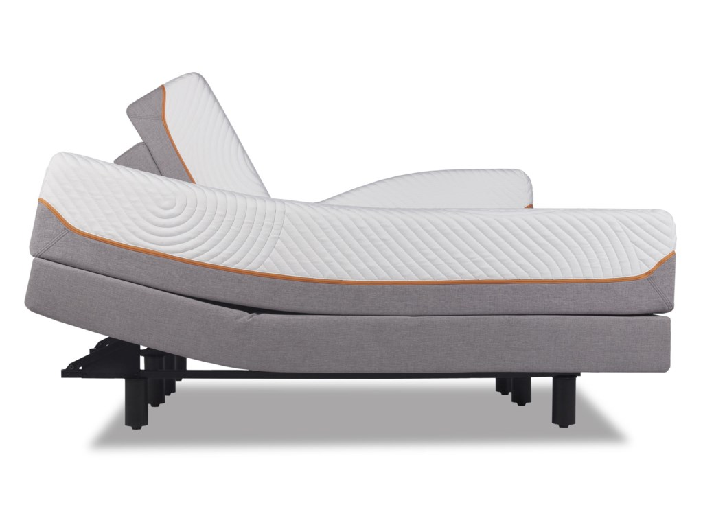 Tempur-Pedic® TEMPUR-Ergo Premier Adjustable FoundationTEMPUR-Ergo™ Premier Adjustable Base - Queen