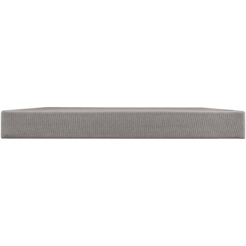 Tempur-Pedic® TEMPUR-Flat Foundation Split Queen High Profile Grey Foundation