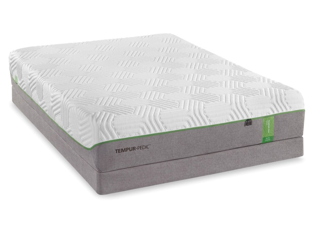 Tempur-Pedic® Twin XL Medium Soft Plush Mattress Set