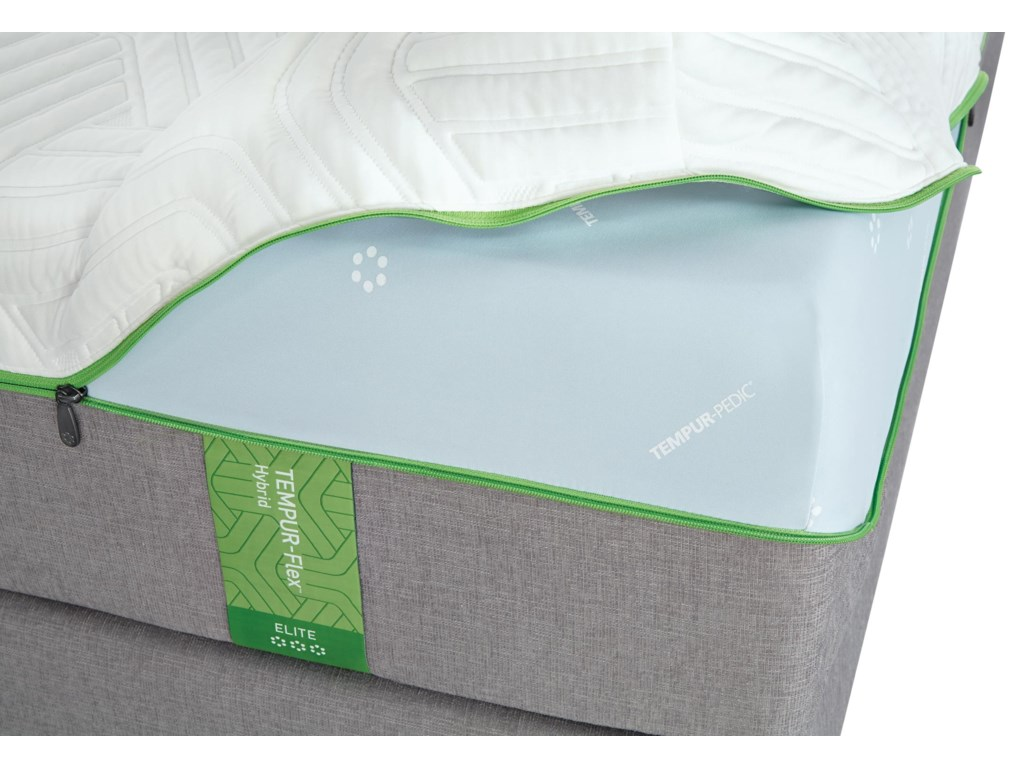 EasyRefresh™ Top Cover Simple Remove, Wash, Replace