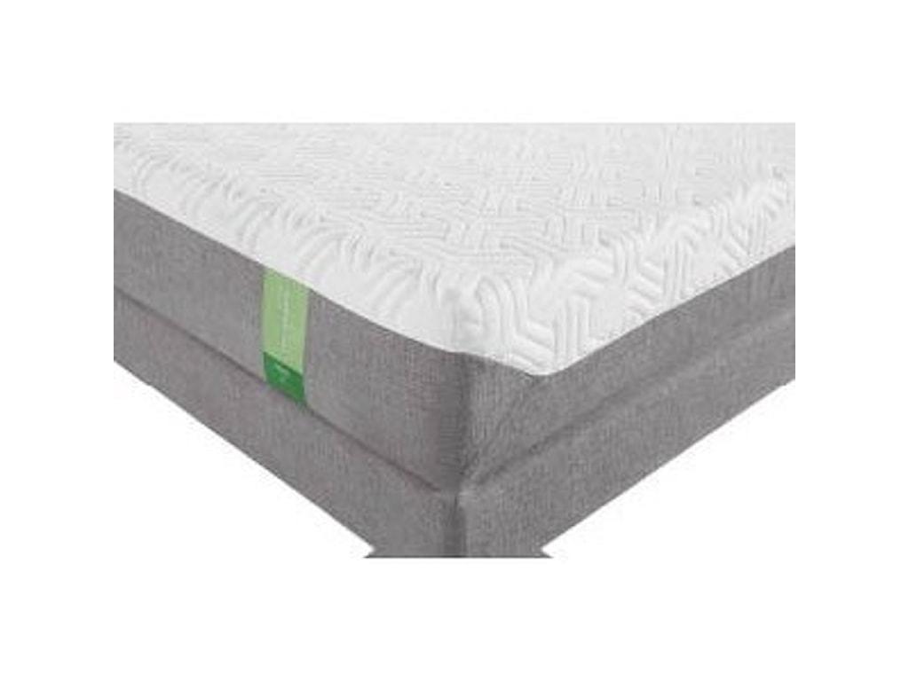 Tempur-Pedic® Queen Medium Firm Mattress Set