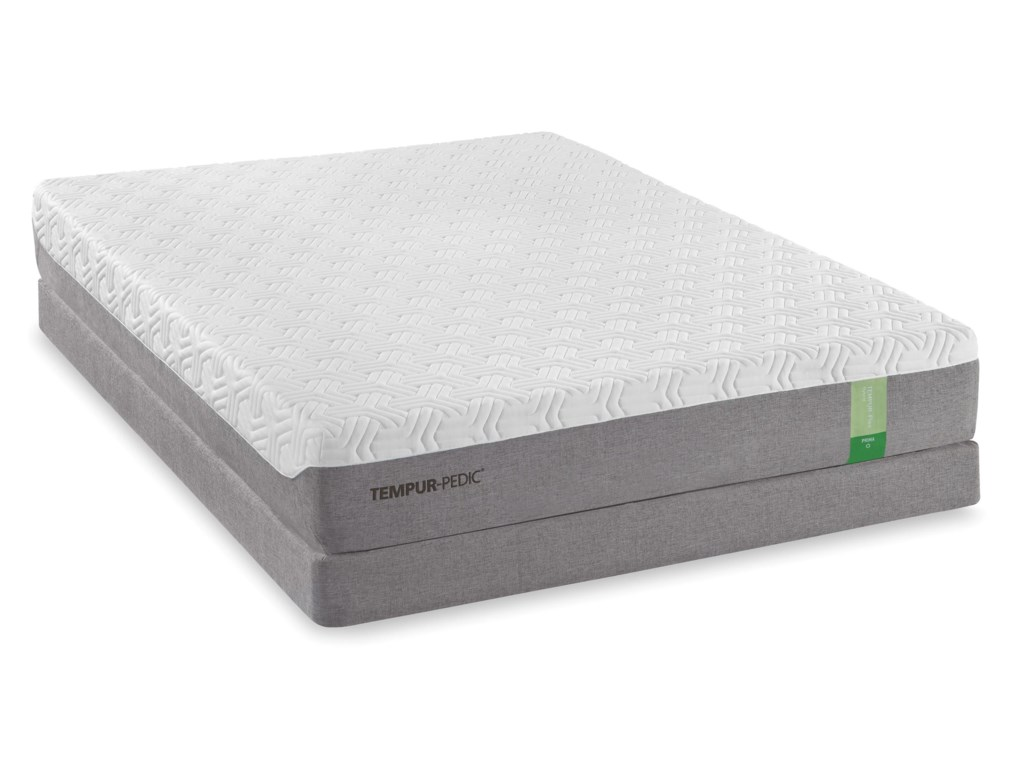 Tempur-Pedic® Queen Medium Firm Mattress Set