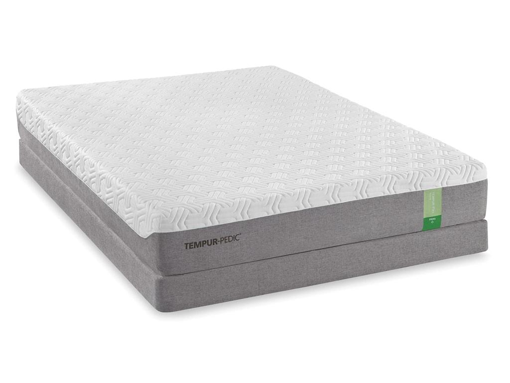 Tempur-Pedic® TEMPUR-Flex PrimaKing Medium Firm Mattress Set