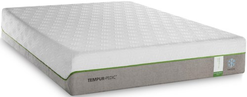 Tempur-Pedic® TEMPUR-Flex Supreme Breeze Queen Medium Plush Mattress