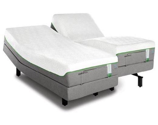 Shown as a Split King, Which is Available For an Up-Charge; This Sku Includes a Single Piece King Mattress