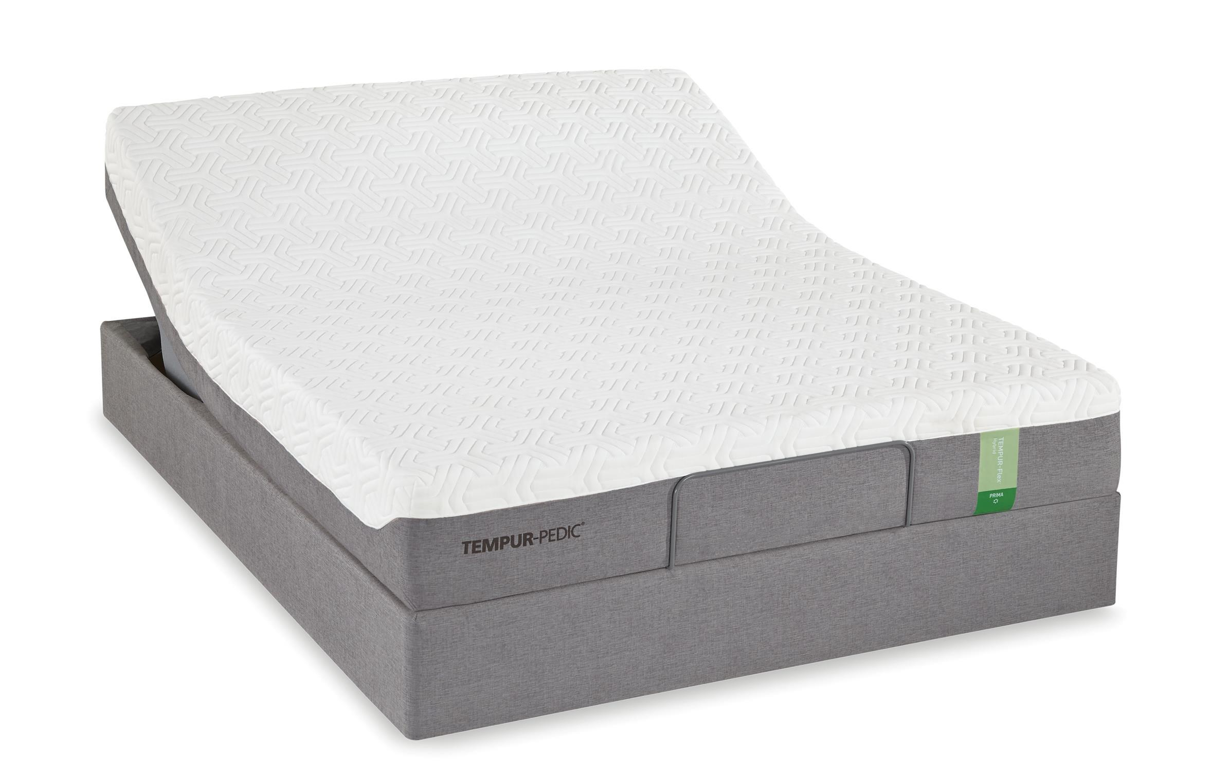 Tempur Pedic 174 Tempur Flex Supreme Queen Medium Plush