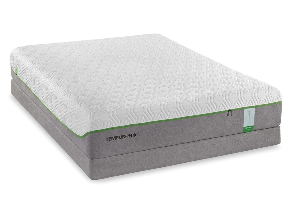 Tempur-Pedic® Full Medium Plush Mattress Set