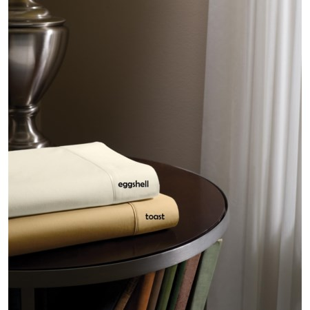 Tempur-Pedic Eggshell Queen Sheet Set