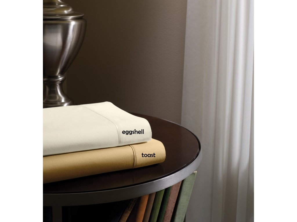 Tempur-Pedic® Dimension IIITempur-Pedic Toast Twin XL Sheet Set