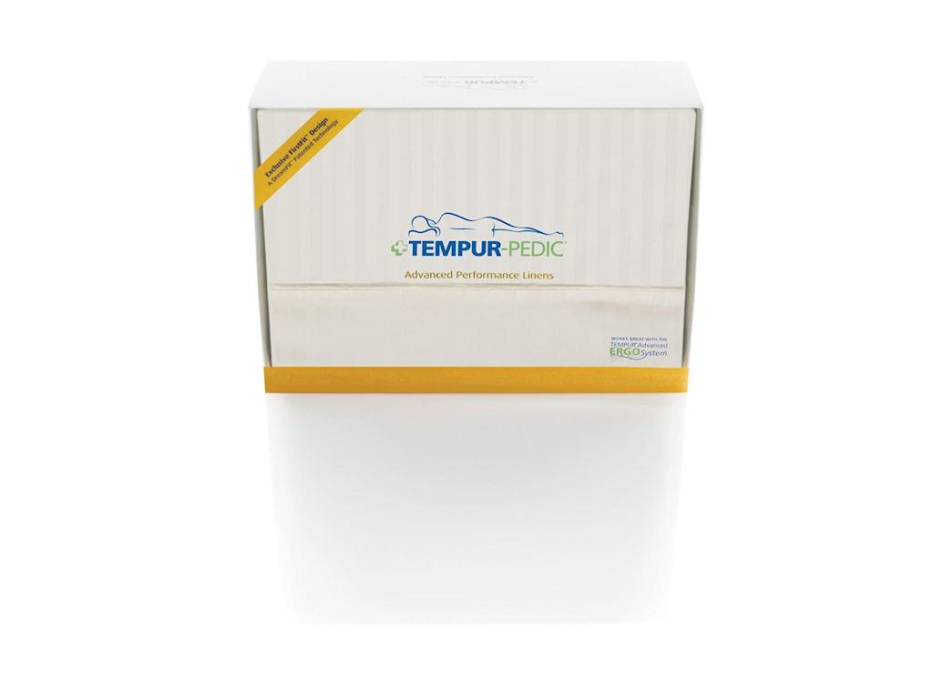 Tempur-Pedic® Dimension IIITempur-Pedic Toast Split King Sheet Set