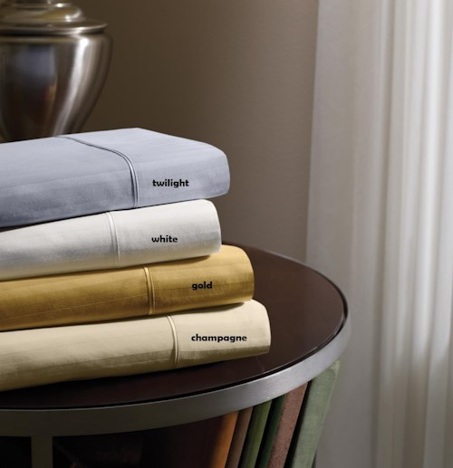 Tempur-Pedic® Dimension IV Gold King Sheet Set