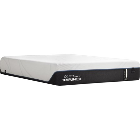 "King 12"" ProAdapt Soft Mattress"