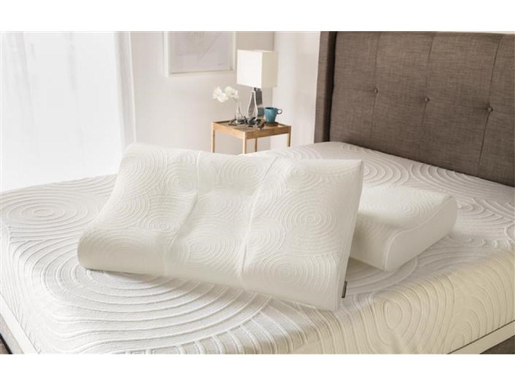 Tempur-Pedic® TEMPUR-ProtectContour Queen Pillow Protector