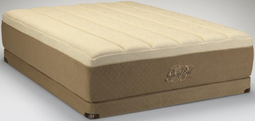 Tempur-Pedic® The GrandBed California King Medium-Soft Mattress and Low Profile Foundation
