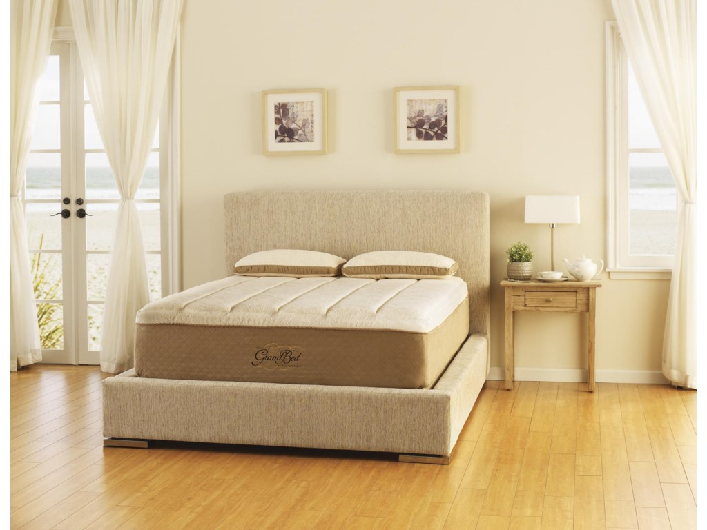 Tempur-Pedic® GrandBedTEMPUR-Contour Queen Medium Soft Mattress