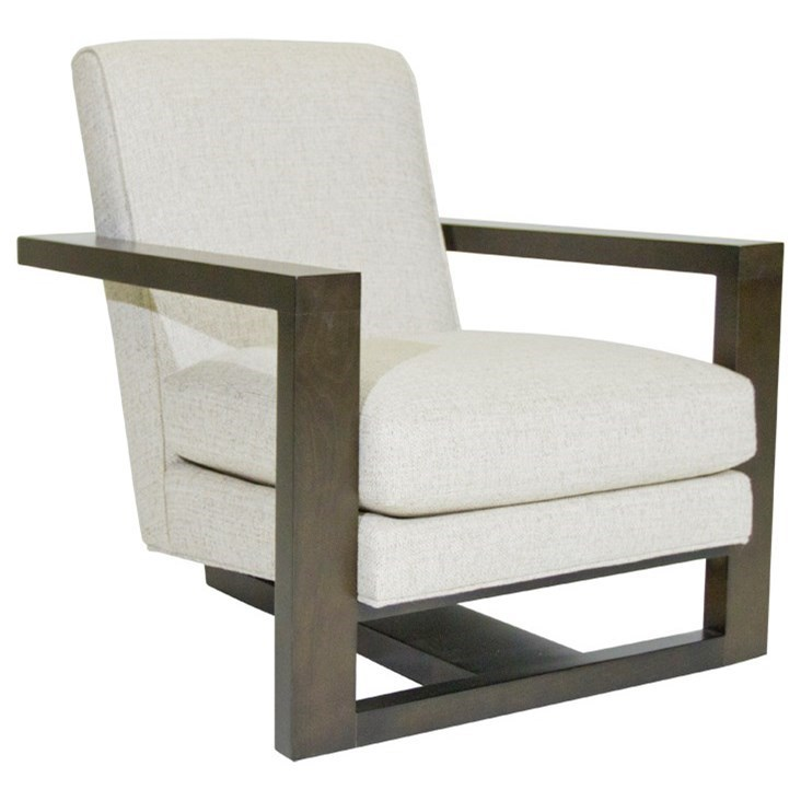Thayer Coggin RogerLounge Chair; Thayer Coggin RogerLounge Chair