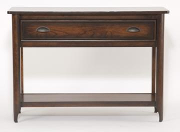 Urban Retreats Occasionals Hudson Sofa Table By Yutzy   Urban Collection