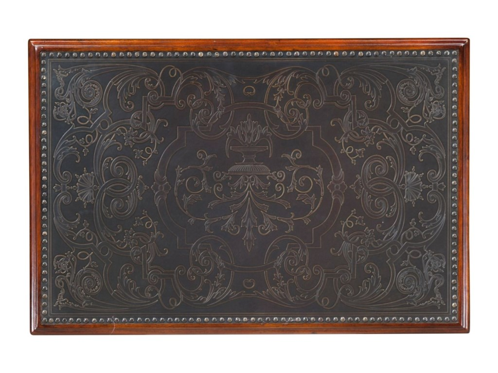 Theodore Alexander ArmouryLightly Engraved Tables