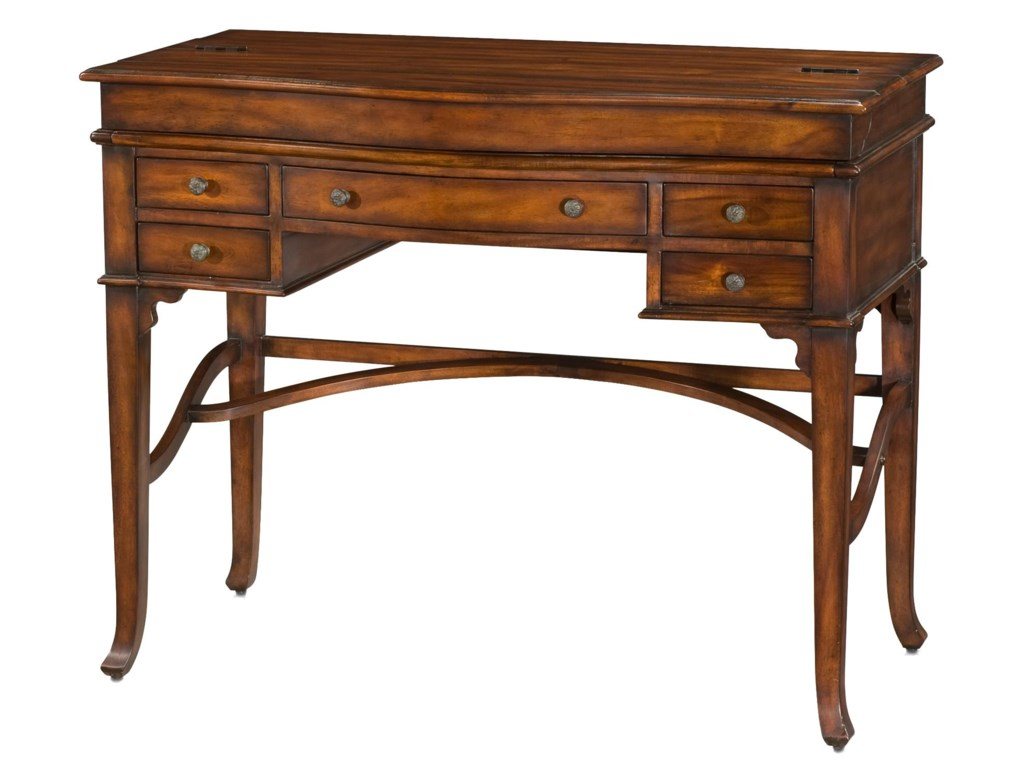 Theodore Alexander CampaignLift Top Table Desk
