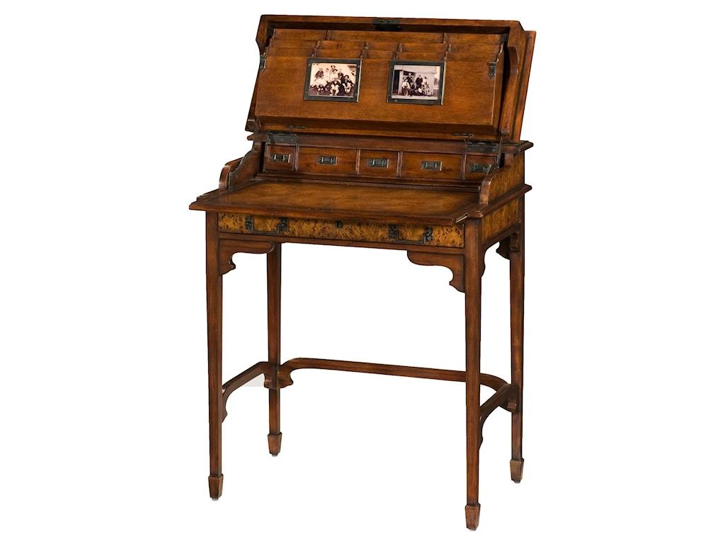 Theodore Alexander CampaignLift Top Table Desk