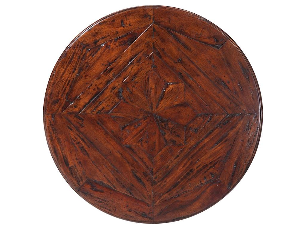 Theodore Alexander Castle BromwichThe Longhorn Table