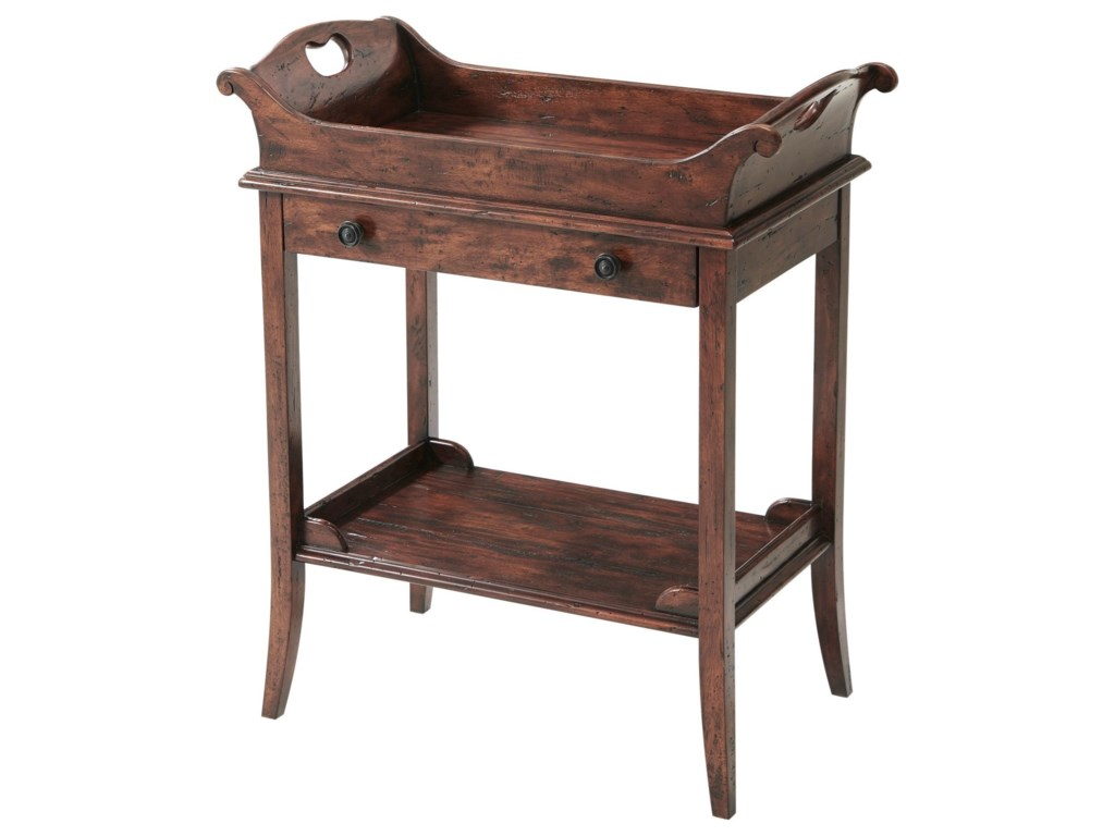 Theodore Alexander Castle BromwichThe Herb Garden Side Table